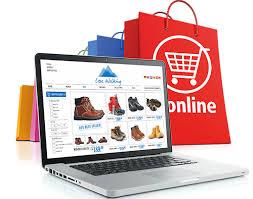 web atau blog toko online